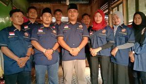 Pengurus Karang Taruna Kecamatan Linggabayu, Tengah Ketua Sakti Manraguna Lubis